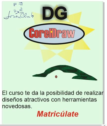 Diseño gráfico (CorelDraw)